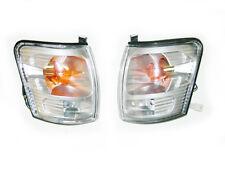 Pair Of Front Corner/Side Light Indicators RH+LH For Toyota Hilux Mk5 KDN165 D4D
