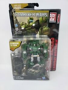 2015 Transformers Generations Class Combiner Wars Autobot Hound Package Wear