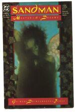 Sandman #8 comic book-Neil Gaiman -1st DEATH 1989 DC