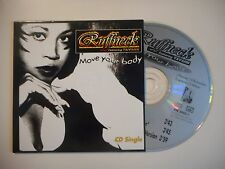 RUFFNECK : MOVE YOUR BODY [ CD SINGLE ]