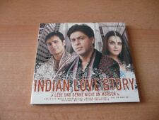 CD colonna sonora Indian LOVE STORY-vivo e non pensare al domani - 2003