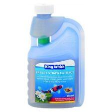 King British Pond Barley Straw Extract 250ml