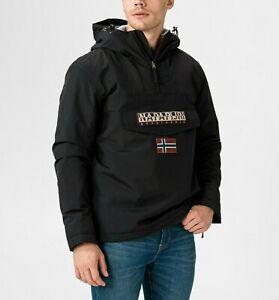 Napapijri Rainforest Winter 2 Black Jacket Size L