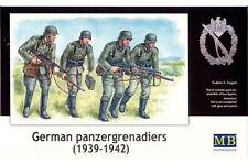 MasterBox MB3513 1/35 German Panzergrenadiers 1939 – 1942