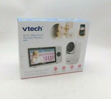 Vtech Vm901 WiFi Video Baby Monitor with Free Live Remote Access