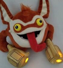 "SKYLANDER GIANTS 11"" Talking Trigger Happy Portal Action Plush Figure"