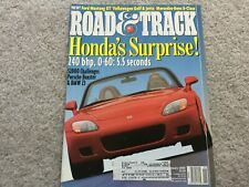 1999 Wagons: VW Passat, Audi A4 Avant, Subaru Legacy GT, Volvo V70 R Magazine