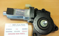 GENUINE BRAND NEW WINDOW REGULATOR MOTOR FRONT RH SUITS HYUNDAI I30 FD 2007-2012