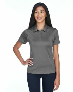 Team 365 Polos Womens Charger Performance Stretch Polo TT20W