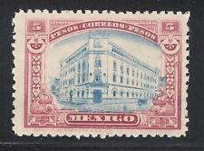 ubb56 Mexico 1915 Sc# 514 Postal Palace MNH
