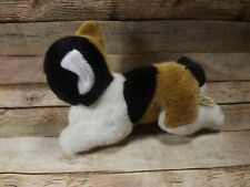 "11"" Calico Cat Plush by Miyoni Aurora World Stuffed Animal"
