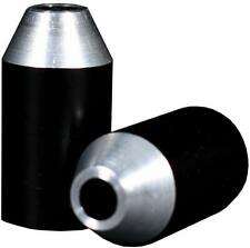 Madd MGP Bullet Scooter Stunt Pegs - Black/Silver