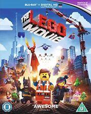 The Lego Movie Blu-ray UV Copy 2014 Region - DVD 5uvg