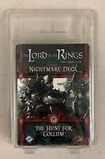 Lord of The Rings The Card Game Nightmare Deck The Hunt For Gollum