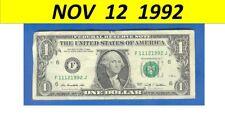 ~~ Birthday note ~~ ==  Nov 12, 1992  == cool note