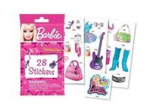 Stickerzine Barbie Sticker Refill Single Pack (28 Stickers) For Album Retired!