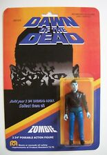 Custom made 3 3/4 Zombie Dawn of the Dead vintage style action figure MOC