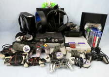 Lot Video Game Consoles Playstation Ps3 Xbox 360 N64 Snes Controllers Ps4 Games