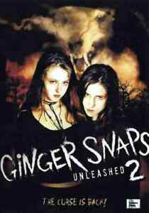 Ginger Snaps 2 - Unleashed - 2004 Horror - Emily Perkins, Brendan Fletcher - DVD