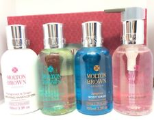 Molton Brown Gift Set For Her & Him 4x 100ml Lotion & Wash Different Fragrance