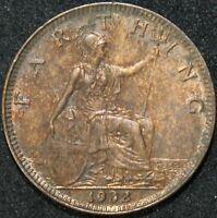 1932 | George V Farthing | Coins | KM Coins