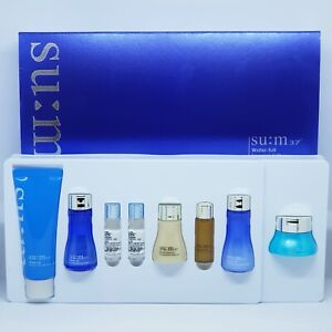 SU:M37 Water Full Special Gift 8 Item Set Anti Aging Moisturizing K-Beauty