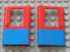 Porte LEGO TRAIN 4,5v door ref 4181p05 4182p05 / Set 7715 7818
