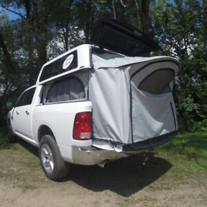 The Nomad Camper Package for Toyota Tundra TopperLift