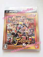 [Used] J Stars Victory VS Anison Sound Edition - PS3 [Limited] [Japan Import]