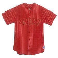 Vintage San Francisco 49ers Majestic Baseball Jersey Medium Made In USA