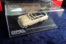 Voiture 1/43 IXO OPEL collection : Olympia Rekord Cabrio-limousine  1954/56 NB