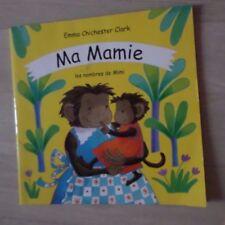 Livre Ma mamie  les nombres de Mimi