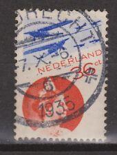 LP 9 luchtpost 9 TOP CANCEL UTRECHT NVPH Nederland Netherlands airmail