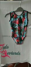 Girls gymnastics leotard size 26 By Zeds Leotards