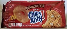 NEW Nabisco Chewy Chips Ahoy Cinnamon Donut Cookies FREE WORLDWIDE SHIPPING