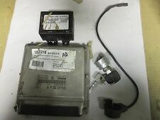 MERCEDES SPRINTER 308 CDI COMPLETE ECU SET A6111531479 BOSCH 0281010423