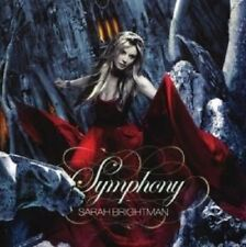"SARAH BRIGHTMAN ""SYMPHONY"" CD LIMITED EDITION NEW"