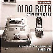 Nino Rota - : Symphonies Nos. 1 & 2 (2009)