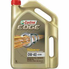 Castrol EDGE Engine Oil 0W-40 5 Litre