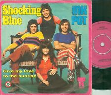 "SHOCKING BLUE - INKPOT ( DUTCH PINK ELEPHANT 22.278) 7""PS  1972"
