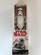First Order Stormtrooper Star Wars Disney Hasbro 12-Inch Action Figure