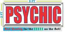 Psychic Banner Sign New Larger Size Best Quality for the $