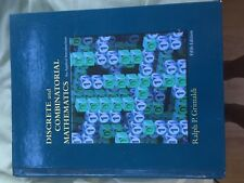 Discrete and Combinatorial Mathematics by Ralph P. Grimaldi (Paperback, 2003)