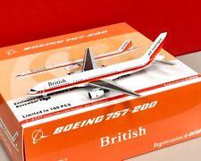 NG model 1/400 British Airways Boeing 757-200 G-BKRM Air Europe livery miniature