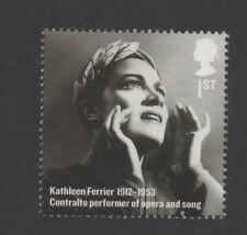 KATHLEEN FERRIER/OPERA AND SONG/GB 2012 UM NINT STAMP