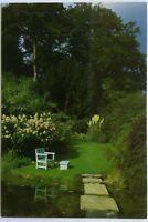 Chartwell Westerham Kent Sir Winston Churchill Fishpond Postcard (P312)