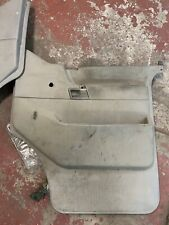 VW T4 TRANSPORTER COMPLETE GENUINE DOOR CARDS Pair X2