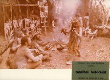 RUGGERO DEODATO CANNIBAL HOLOCAUST 1980 VINTAGE PHOTO ORIGINAL #4