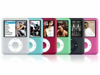 Apple ipod Nano 3rd Generation 4, 8 GB 30 Day Warranty