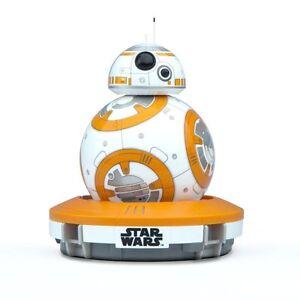 Robot BB-8 Star Wars Electronique Droid Disney - Ciblée Par Smarphone Et